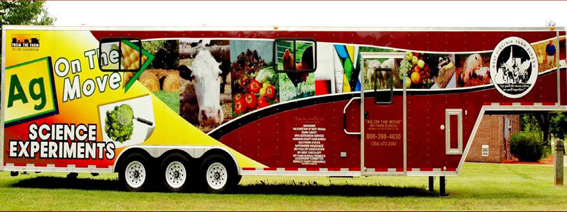 Mobile Agriculture Education Science Lab